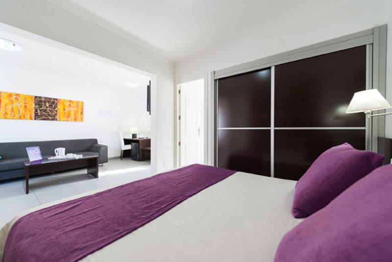 E suite hotel jard n dorado e hotels gran canaria for Bungalows jardin dorado